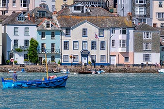 Dartmouth in Devon - Treat yourself to your very own piece of Dartmouth